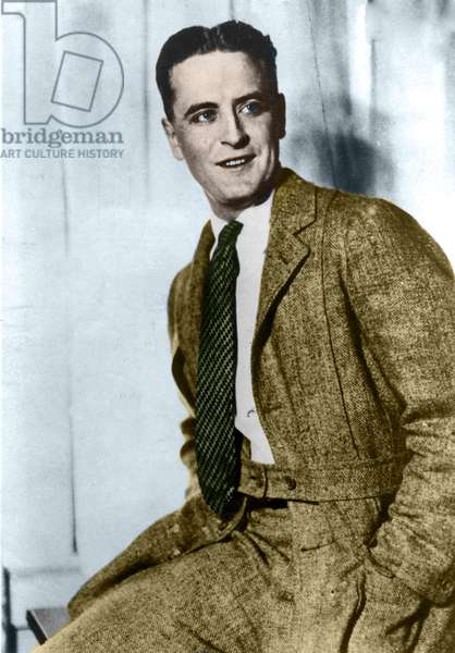 Portrait of F. Scott Fitzgerald, 1930 (photo)