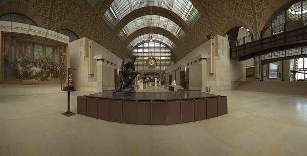 Musee D'orsay Interior - Paris -
