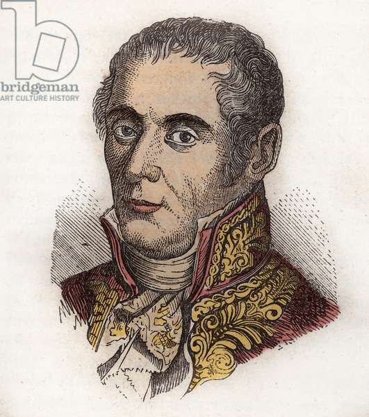 Alessandro Volta (1745-1827) Italian scientist, notable for his invention of the voltaic pile
