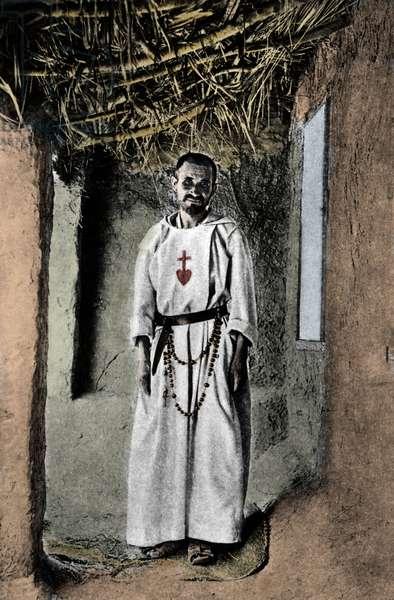 Charles de FOUCAULD, 1858-1916 French missionary - Father Charles de Foucauld (1858-1916).