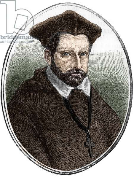 Jacques Amyot (1513-1593), French humanist, writer and bishop of Auxerre.