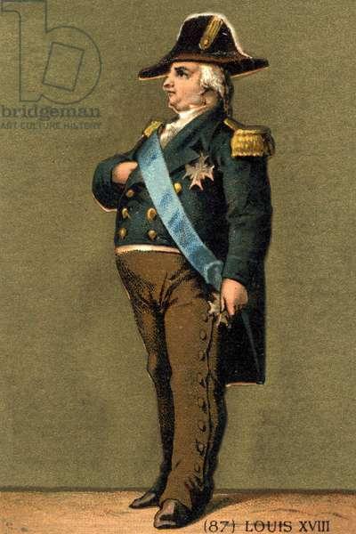 Portrait of Louis XVI (1754 - 1793) King of France