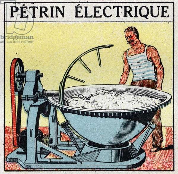 L'outillage electrique