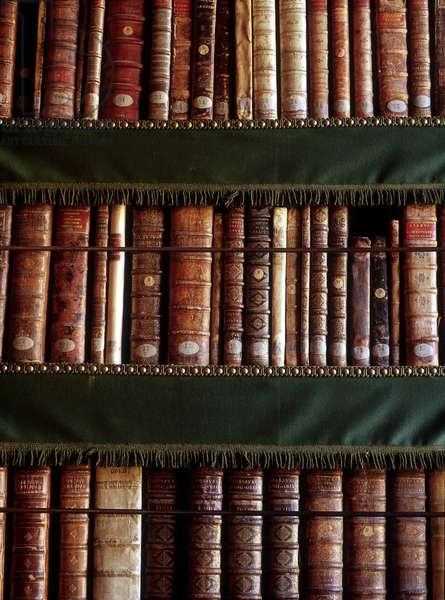 Mazarine library in Paris.