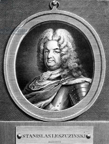 Portrait of Stanislaus I Leszczynski (1677-1766), King of Poland