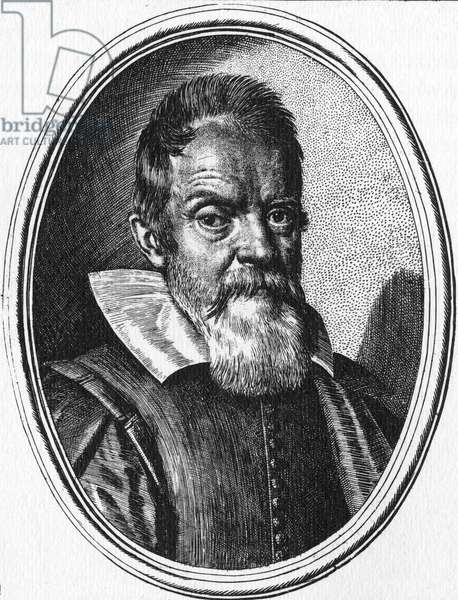 Galileo Galilei (engraving)