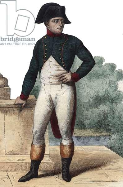 Portrait of Napoleon Bonaparte (1768-1821) as First Consul.