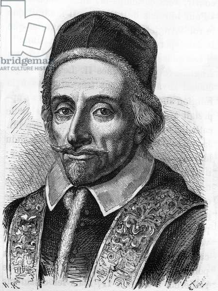 Portrait of Pope Innocent XI (Benedetto Odescalchi) 1611-1689.