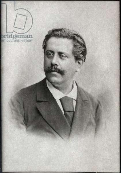 Portrait of Paul Granier de Cassagnac (1842-1904), French politician and journalist.