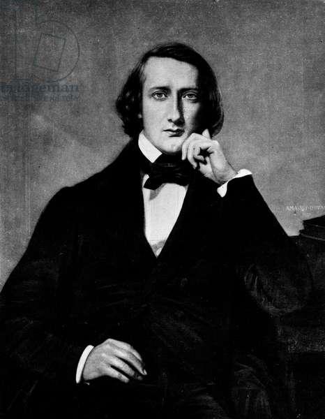 Portrait of Henri Victor Regnault (1810-1878)