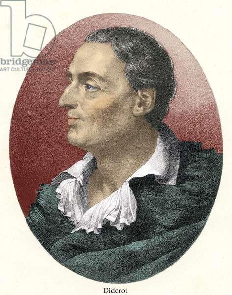 Denis Diderot (1713-1784).