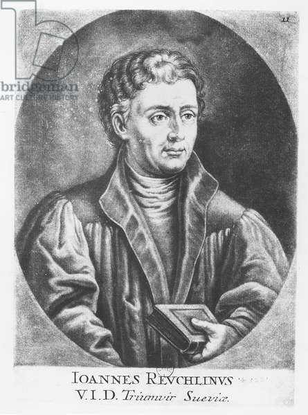 Johann Reuchlin (engraving)
