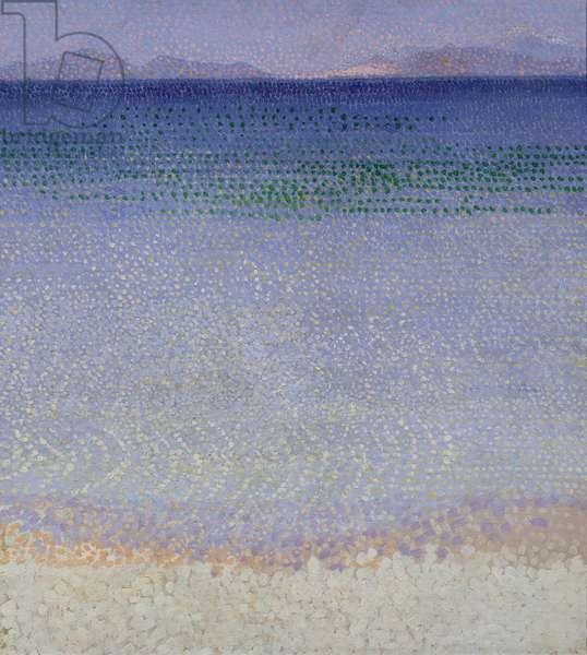 The Iles d'Or (The Iles d'Hyeres, Var), c.1891-92 (oil on canvas)