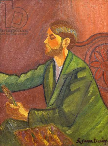 Jacques Villon (1875-1963) Painting, 1910 (oil on canvas)