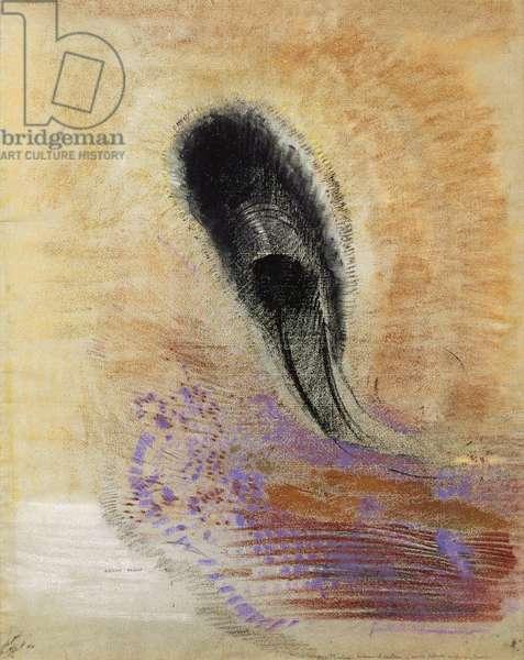 Underwater Vision (pastel on paper)