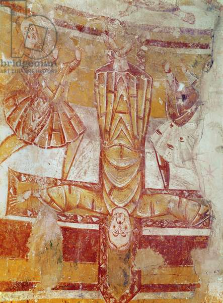 The Crucifixion of St. Peter (fresco)