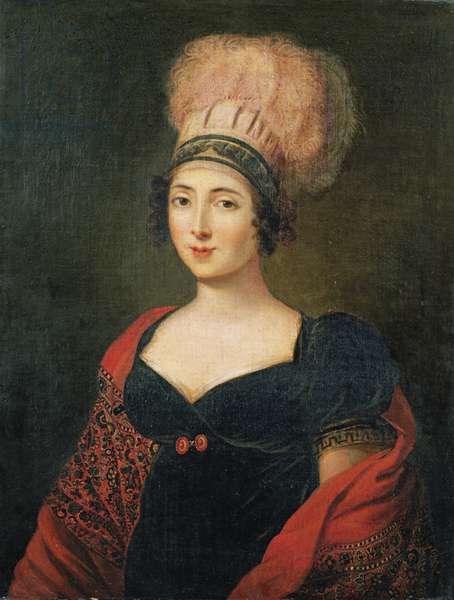 Pauline Borghese, 1805 (oil on canvas)
