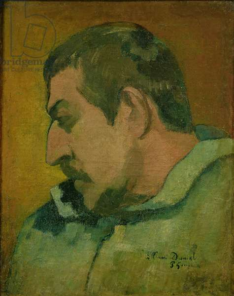 Self Portrait, 1896 (oil on canvas)