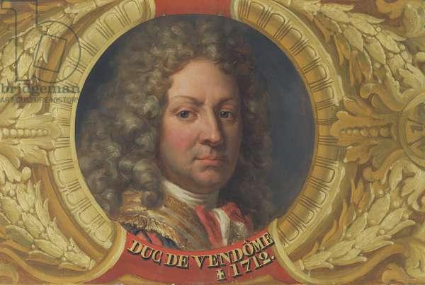 Louis-Joseph de Bourbon (1654-1712) (oil on canvas)