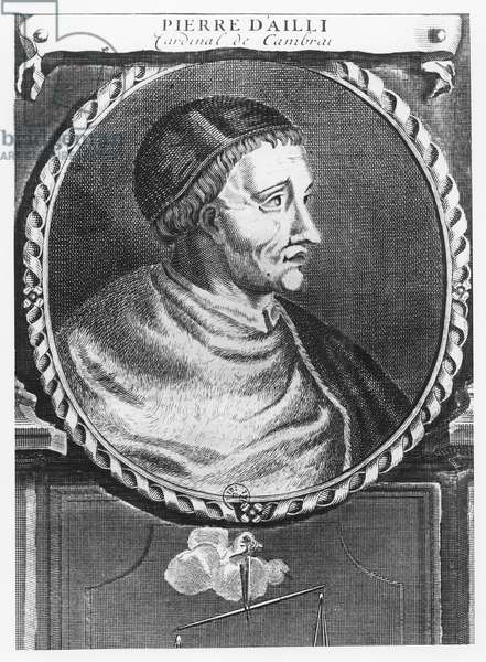 Pierre d'Ailly (engraving)