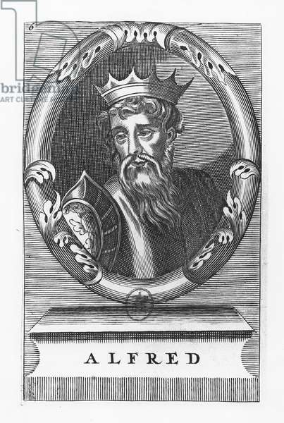 Alfred the Great (engraving)