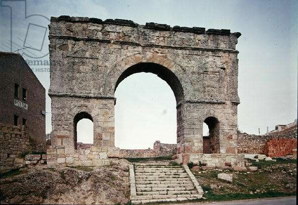The Triumphal Arch, 2nd-3rd century (photo)