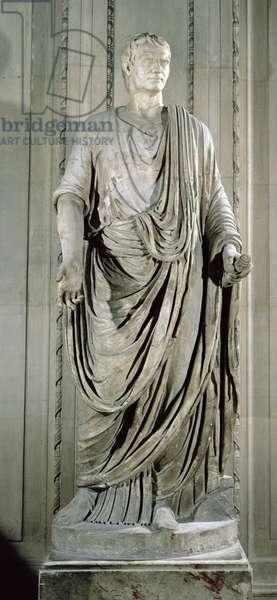 Lucius Cornelius Sulla (138-78 BC) Orating (stone)