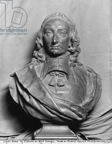 Blaise Pascal (marble)