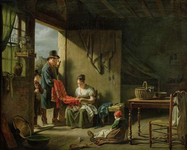The Pedlar, 1812 (oil on canvas)