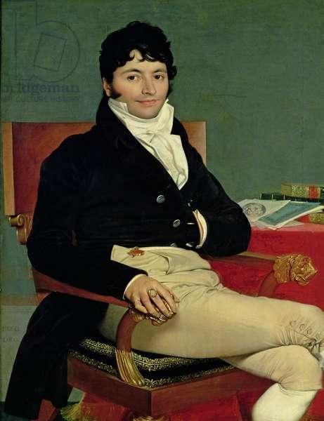 Philibert Riviere (1766-1816) 1805 (oil on canvas)