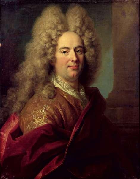 Portrait of a Man, c.1715 (oil on canvas)