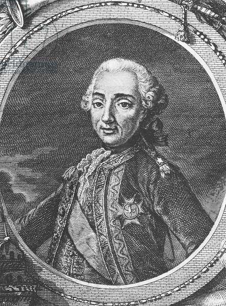 Comte de Guichen (engraving)