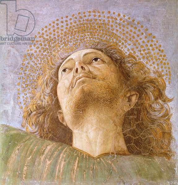 An Apostle (fresco)
