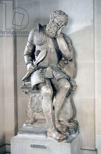 Statue of Charles de Maigny (d.1556) 1557 (stone)