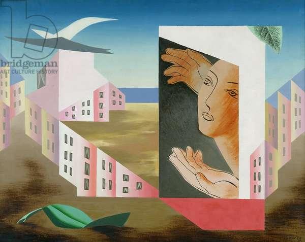 Surrealist Vision, 1930 (oil on canvas)