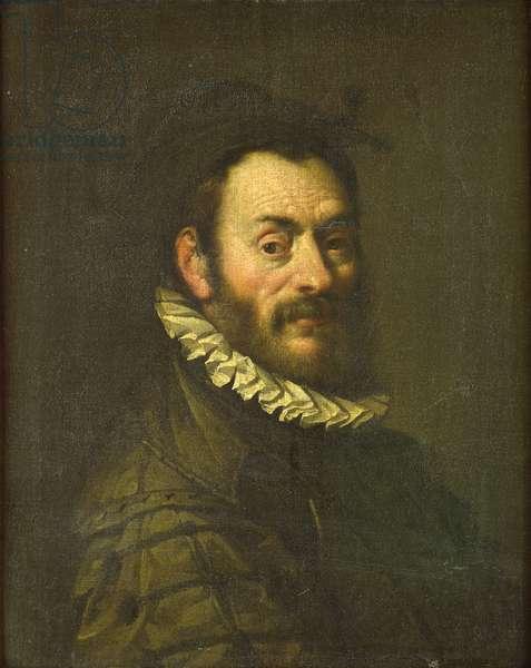 Portrait of Giambologna (oil on canvas)