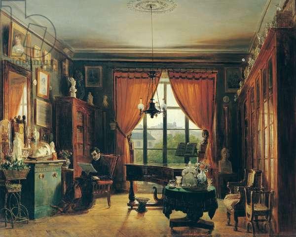 Pierre-Joseph-Guillaume Zimmermann (1785-1853) (oil on canvas)