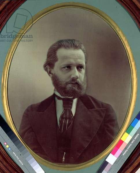 Piotr Ilyich Tchaikovsky (1840-93) 1860