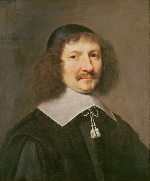 Counselor Tuboeuf, President of the Audit Chambers (oil on canvas)