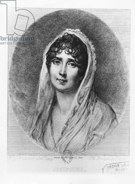 Joséphine de Beauharnais (litho)