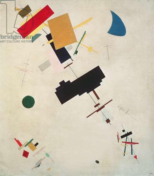 Suprematist Composition No.56, 1936 (oil on canvas)
