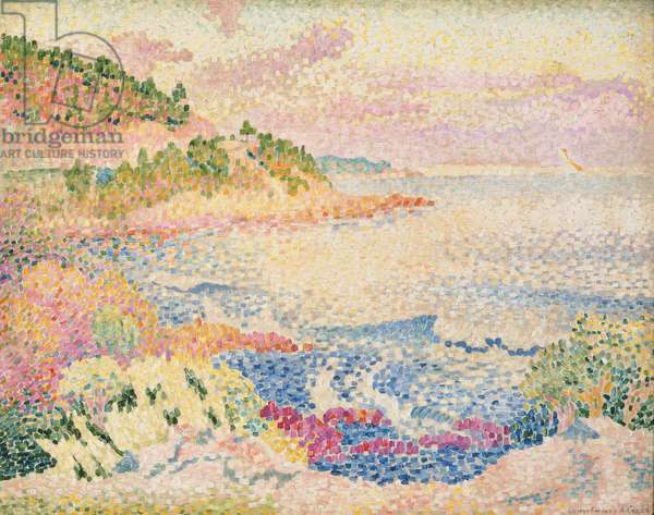 The Maures, c.1906-06 (w/c on paper)