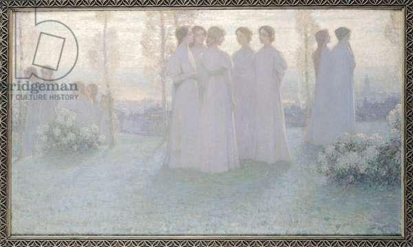 Sunday, 1898 (oil on canvas)