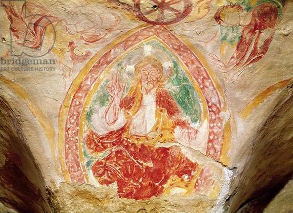 Christ in Majesty (fresco)