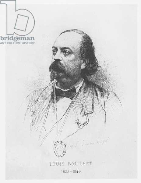 Louis Bouilhet (litho)