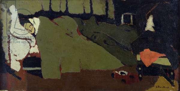 Sleep, c.1891 (oil on canvas)