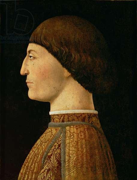 Sigismondo Malatesta (oil on panel)