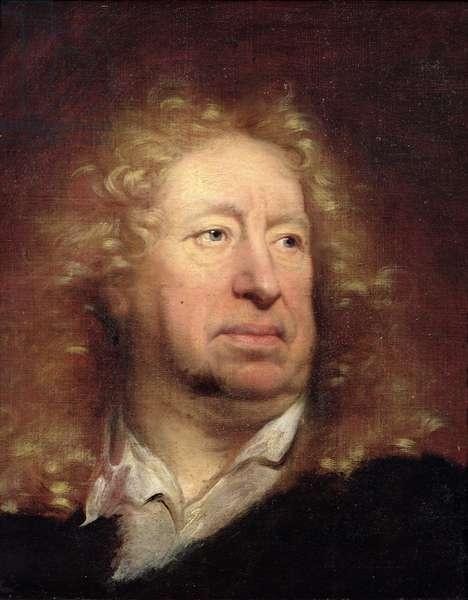 Portrait of Everhard Jabach (oil on canvas)