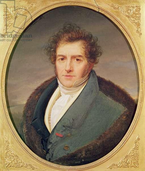 Francois Adrien Boieldieu (1755-1834) (oil on canvas)