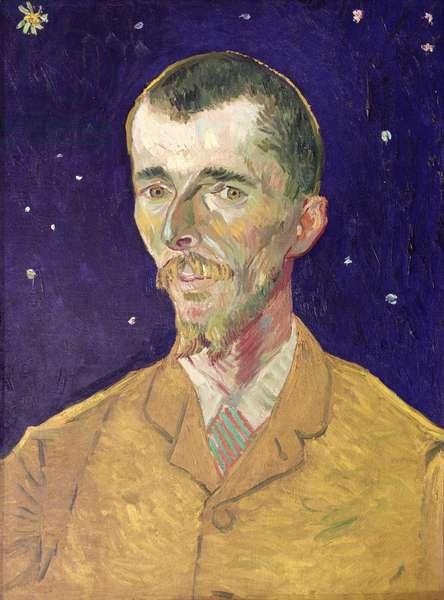 Portrait of Eugene Boch (1855-1941) 1888 (oil on canvas)